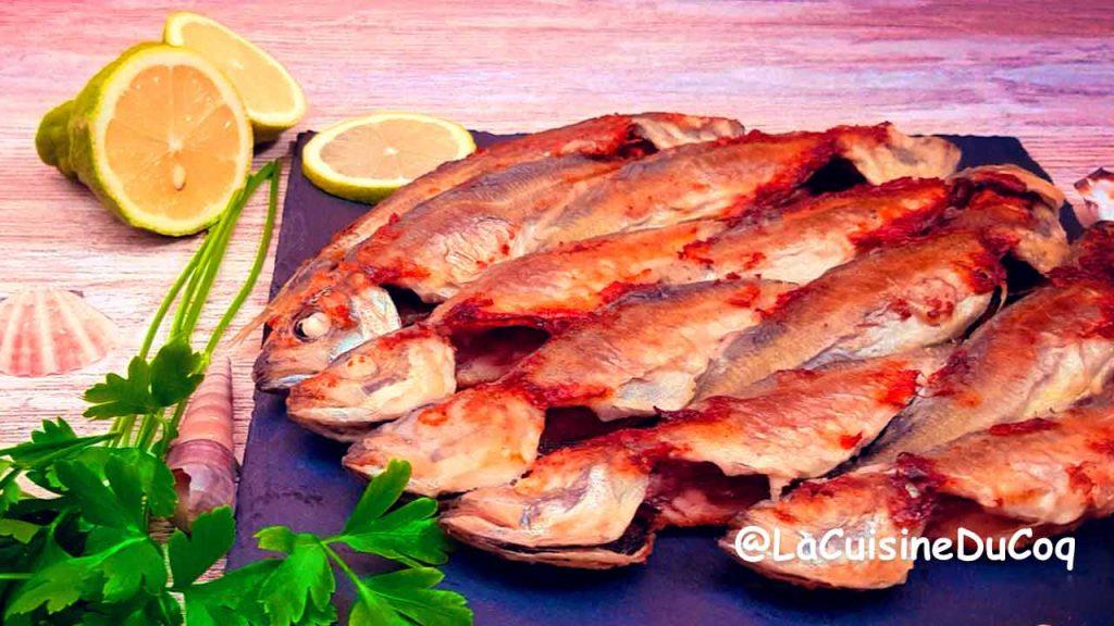 friture chinchard poisson