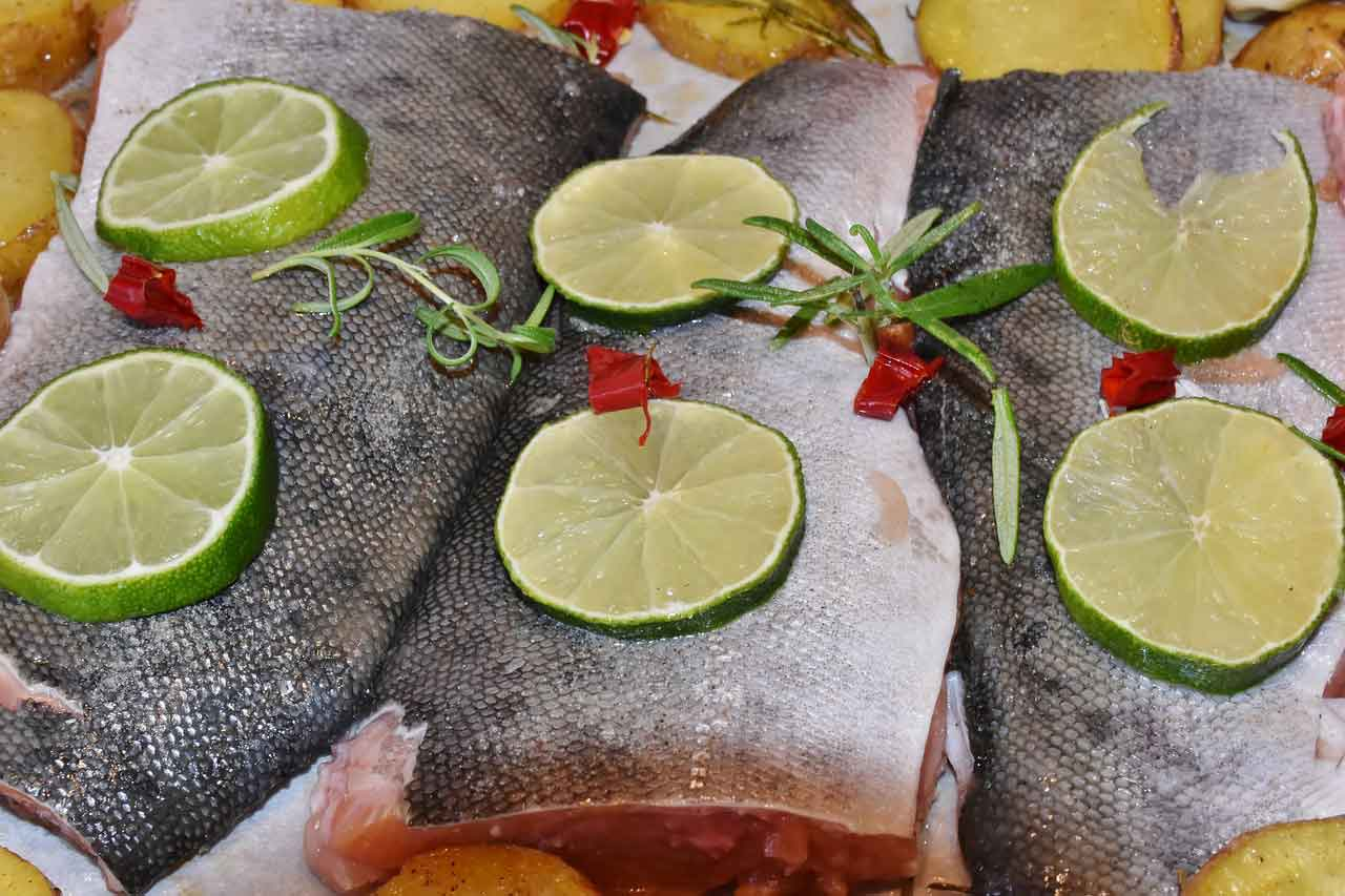 saumon poisson au four conseil