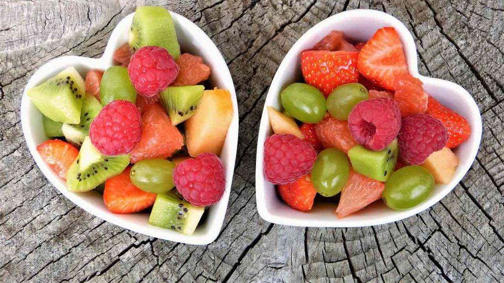 aliments frais de saison