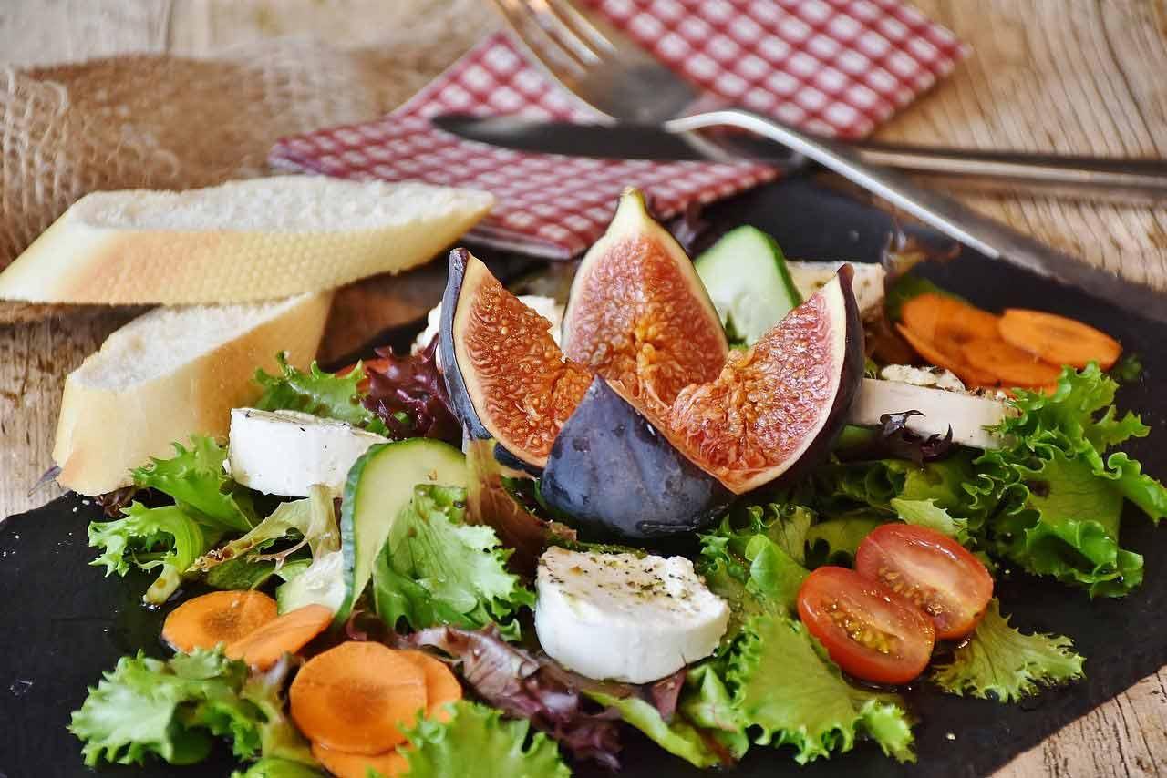 salade-composée-figues