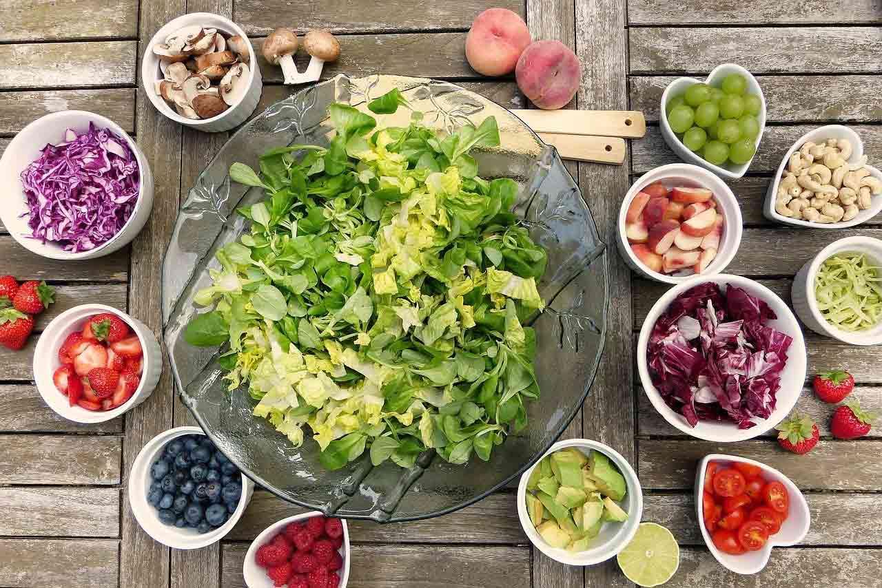 salade-composée-ingrédients