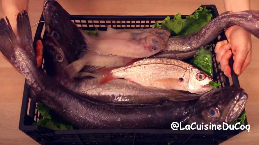 cour bouillon poisson
