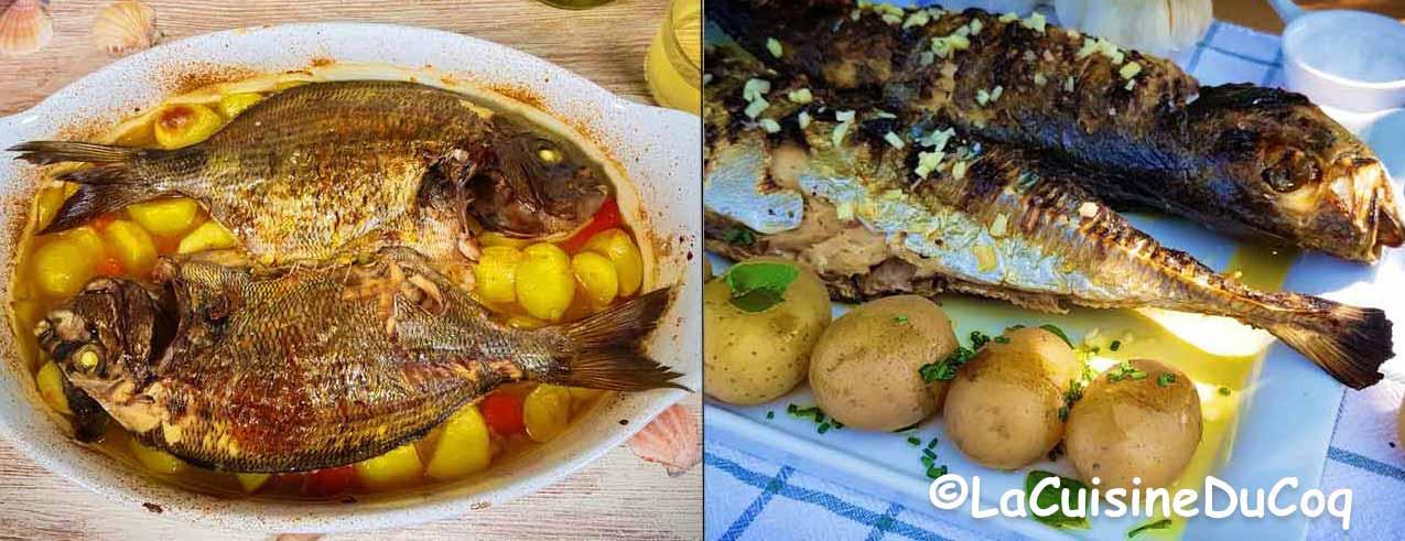 la-cuisine-du-coq-poisson-au four