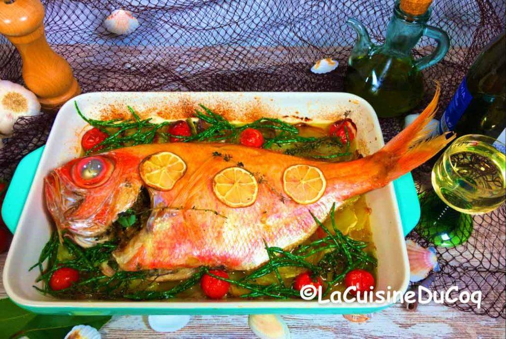 poisson-au-four-beryx