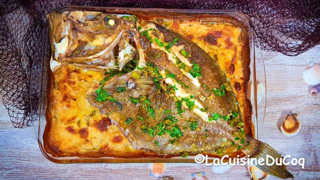 recette-saint-pierre-poisson entier